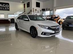 Honda Civic Lx 2.0 CVT Gasolina 2020