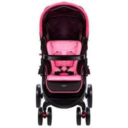 Kit Carrinho de bebê com bebê conforto