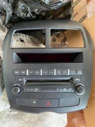 Radio Cd Player Som Mitsubishi Asx Original ano 2012