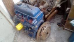 Motor corcel 2,túnel e hélice