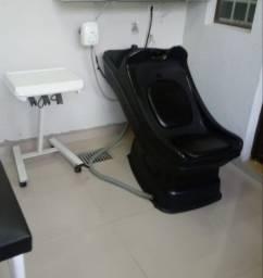 Lavatório para cabelo
