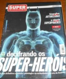 Revista Superinteressante 306 Decifrando Os Super-heróis