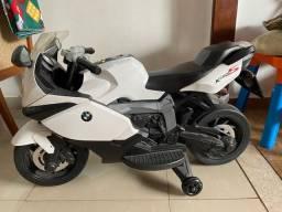 Moto BMW Elétrica 6V infantil
