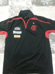 Camiseta oficial do flamengo