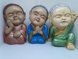 Trio Budas Medianos Paz Harmonia e Espiritualidade