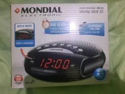 """Rádio Relógio digital """"Faço entrega """""""