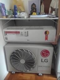 Ar condicionado Dual Inverte