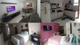 Casa triplex com 3 quartos, 1 suíte no Macuco em Santos - SP.