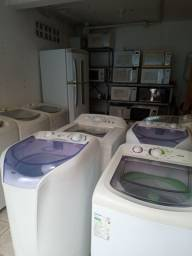 Máquina de lavar e microondas preço justo e com garantia ZAP 988-540-491