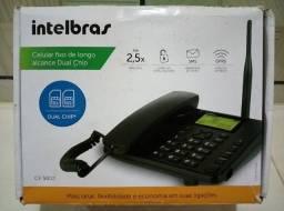 Telefone Celular Rural Intelbras Potente alcance