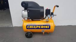 MotoCompressor de Ar Chiaperini MC7,6/21