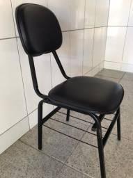 Cadeira pra escritório, escola, igreja, recepção