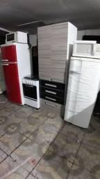 Eletrodomésticos usados com entrega