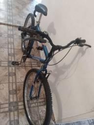 Bicicleta aro 26 adulto com marcha