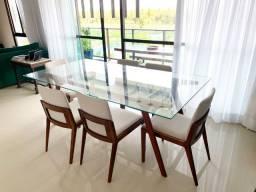 Mesa com 6 Cadeiras (Leia o Anúncio)