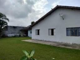 Casa em Itanhaém, no bairro Bopiranga, em Itanhaém, lado praia, 600m do Mar, Ref. 5384