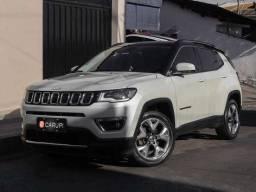 Jeep Compass com Pack High Tech, único Dono