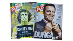 Título do anúncio: Revista Placar - Diversas Edições Históricas - Confira Aqui!