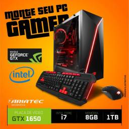 Monte seu PC Gamer
