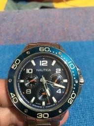 Relógio Náutica 100m Original