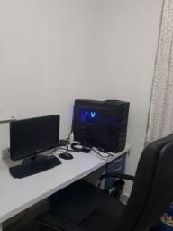 Computador fx 6300 8GB ssd 256 com monitor