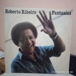 Disco de vinil Roberto Ribeiro