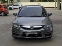 Honda civic 2010 completo com Gnv muito novo