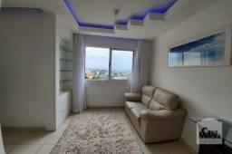 Apartamento à venda com 3 dormitórios em Santa mônica, Belo horizonte cod:274419