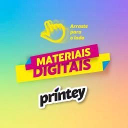 Materiais impressos Digital ( Adesivos, Lonas, Banners, Outdoor )