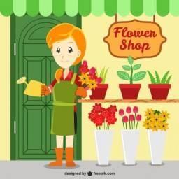 Floricultura - Sócia(o)
