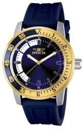 Relógio Masculino Invicta Modelo 12847 Specialty Blue Band