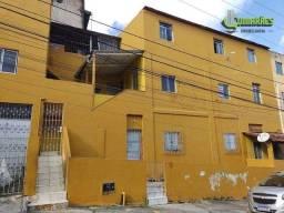 Título do anúncio: Apartamento 1° andar com 2 dormitórios para alugar, 50 m² por R$ 900/mês - Monte Serrat -