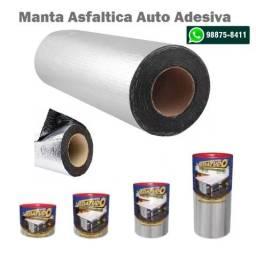 Manta Adesiva 30cm : 75,00