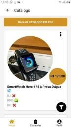 SmartWatch Hero 4 F8 à Prova D'água l.<br><br>