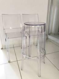 Cadeiras + Banqueta