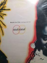 Vinil 2 mixer Soul II Soul é Caron Wheeler