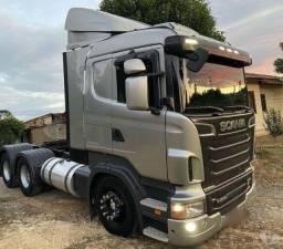 Título do anúncio: Scania R500 V8 6x4 2011 (Engatado 3x3
