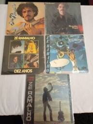 Discos LPs - Zé Ramalho