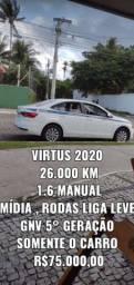 Veículo novo