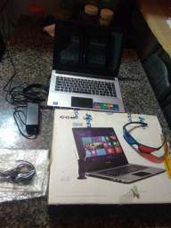 Notebook CCE ultra Thin Ht345Tv