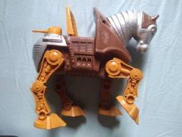 Stridor cavalo robô he-man