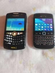 2 celulares BlackBerry Nextel 50