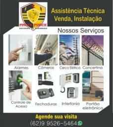 Segurança eletrônica em geral