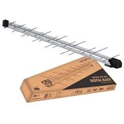 Antena Digital Log Uhf Pq45-1300hd 38 Elemen Pro Eletronic