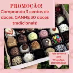 COMPRE E GANHE - PROMOÇÃO DE DOCES