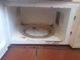 microondas para conserto ( nao esquenta)