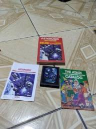 Cartucho asteroids Atari 2600 original