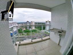 Apartamento com 2 Qtos/Suíte 17° Andar , 100% Nascente