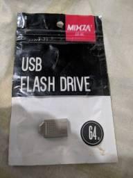 PENDRIVE MIXZA 64GB(FAVOR LER A DESCRIÇÃO)