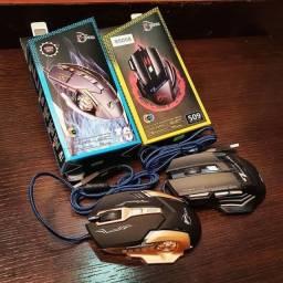 Mouse Gamer 4.000 DPI, aceitamos cartões e Pix T6